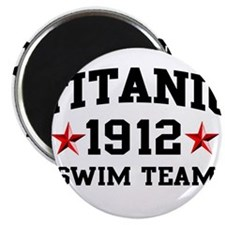 "titanic-w.png 2.25"" Magnet (10 pack)"
