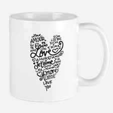 Funny Ich liebe dich Mug