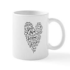 Cute I love paris Mug