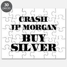Crash JP MORGAN Buy Silver Puzzle