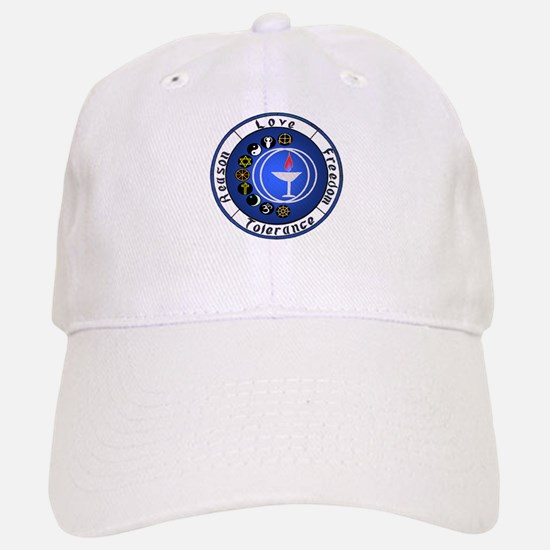 Circle Chalice Baseball Baseball Cap