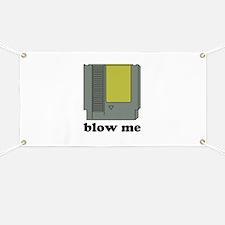 blow me Banner