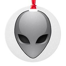 UFO Alien Ornament