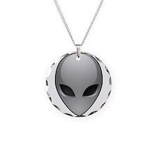 UFO Alien Necklace
