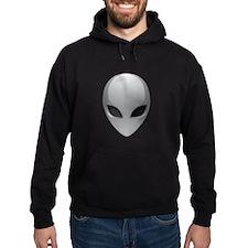 UFO Alien Hoodie
