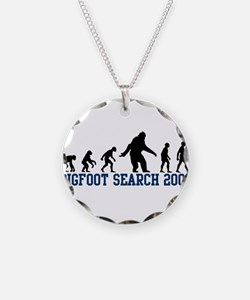 Bigfoot Search 2008 Necklace