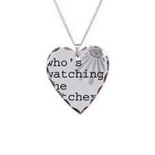Watching the Watchers Necklace