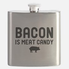 Bacon Meat Candy Flask