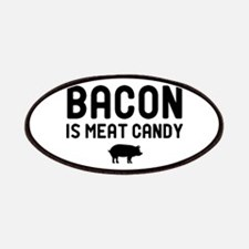 Bacon Meat Candy Patches
