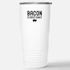 Bacon Meat Candy Travel Mug