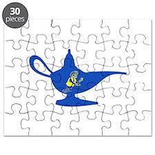 Genie Lamp Puzzle