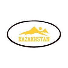 Kazakhstan Patches