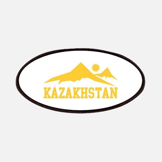 Kazakhstan Patches