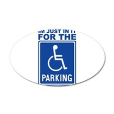 parking1.png Wall Decal