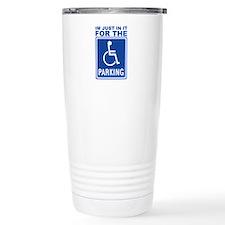parking1.png Stainless Steel Travel Mug