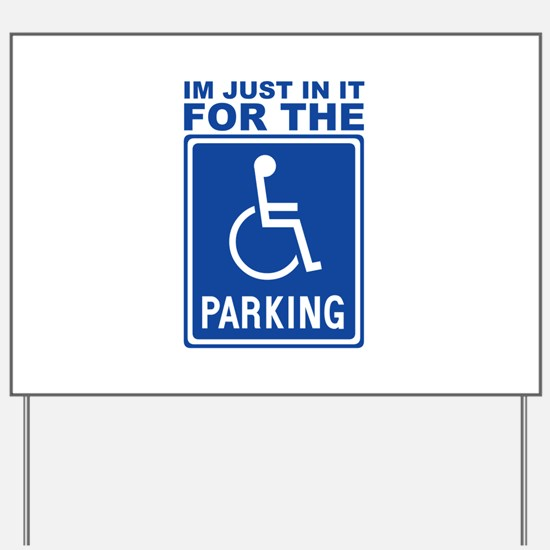 parking1.png Yard Sign