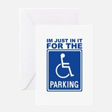 parking1.png Greeting Card