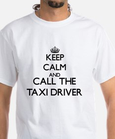 Keep calm and call the Taxi Driver T-Shirt
