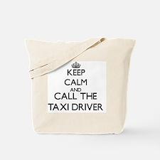 Funny Taxi driver Tote Bag
