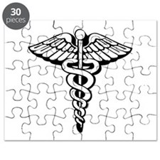 The Caduceus Puzzle
