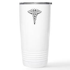 The Caduceus Travel Mug