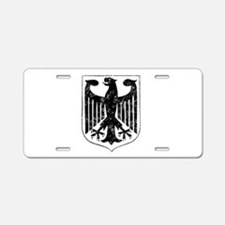 german-eagle-w.png Aluminum License Plate