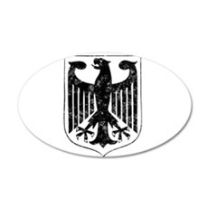 german-eagle-w.png Wall Decal
