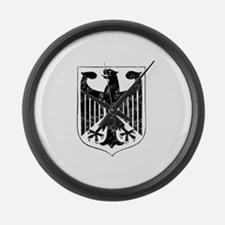 german-eagle-w.png Large Wall Clock