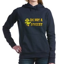 nugget-w.png Women's Hooded Sweatshirt