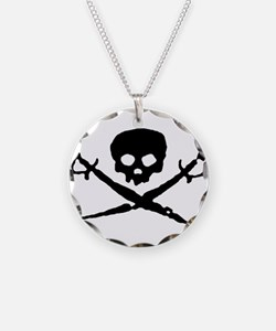 skull2-w.png Necklace