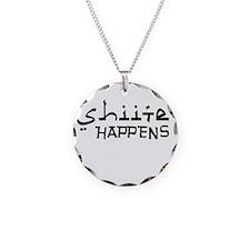 shiite-happens-v.png Necklace