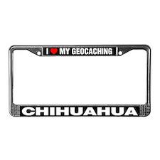 I Love My GeoCaching Chihuahua
