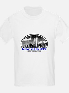 NYC-white.png T-Shirt
