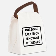 jehovah.png Canvas Lunch Bag