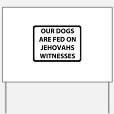 jehovah.png Yard Sign