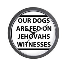 jehovah.png Wall Clock