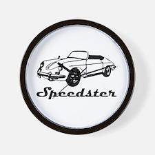 speedster-w.png Wall Clock