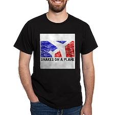 SNAKEONAPLANE.png T-Shirt
