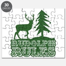 Rudolph Rules Puzzle