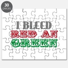 Red & Green Puzzle