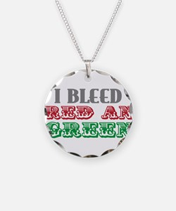 Red & Green Necklace