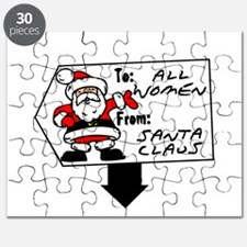 Christmas Gift Puzzle