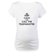Keep calm and call the Telemarketer Shirt