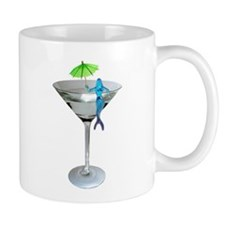 Mermaid Martini Mug