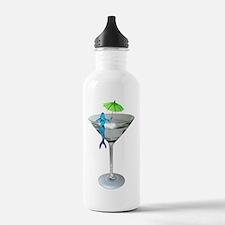 Mermaid Martini Water Bottle