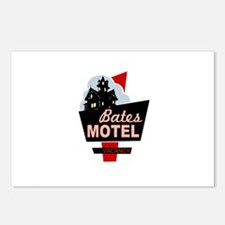 bates-motel-w.png Postcards (Package of 8)