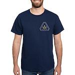 The Masonic Triangle Dark T-Shirt