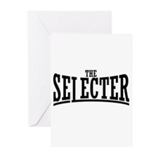 the-selecter-w.png Greeting Cards (Pk of 20)
