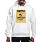 Wanted Johnny Ringo Hooded Sweatshirt