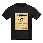 Wanted Johnny Ringo Kids Dark T-Shirt